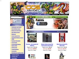 CCG Armory