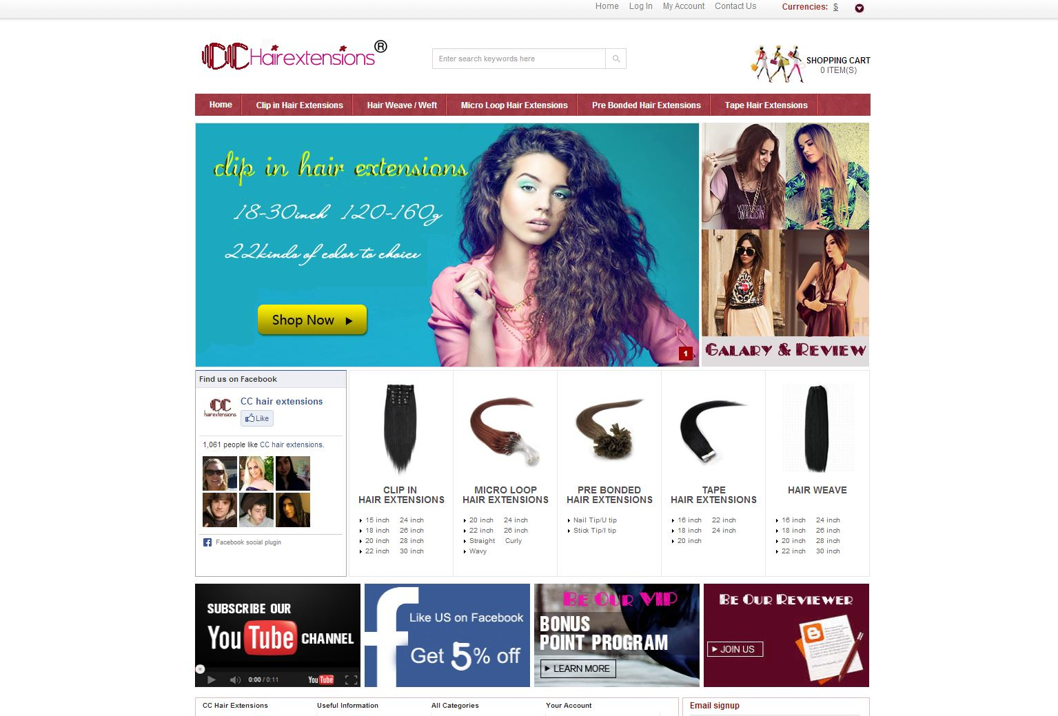 Cc Hair Extensions Reviews 4 Reviews Of Cchairextensions
