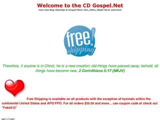 CD Gospel
