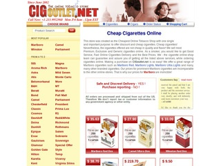CIGoutlet.net