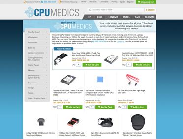 CPU Medics