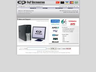 C & P Distribut