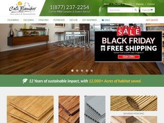 Cali Bamboo Rated 5/5 stars by 55 Consumers - calibamboo.com Consumer Reviews at ResellerRatings