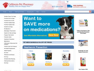 California pet pharmacy coupon code