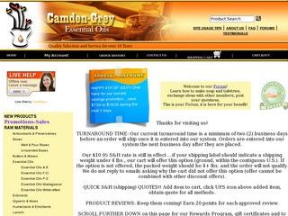 Camden-Grey Ess