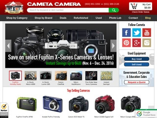 Cameta Camera Rated 5/5 stars by 8,419 Consumers - cameta.com ...