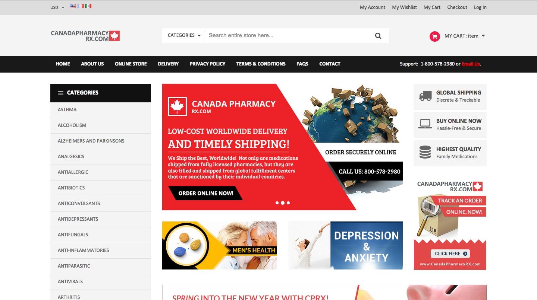 CanadaPharmacyR
