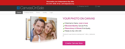 CanvasOnSale.co
