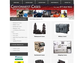 Canyonwest Case