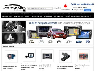 CarAudioShop by