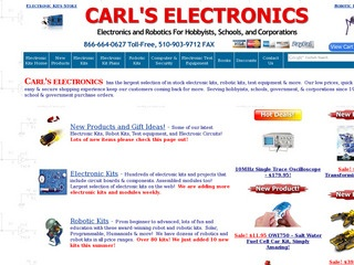 Carl's Electron