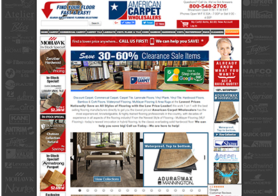 American Carpet Wholesalers Reviews | 6,154 Reviews of Carpet-wholesale.com | Dalton GA | ResellerRatings