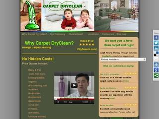 Carpet Dryclean