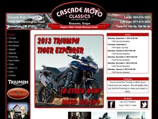 Cascade Moto Cl