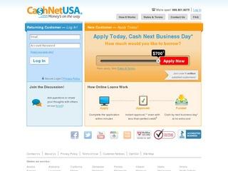 CashNetUsa.com Reviews