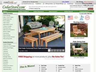 Cedarstore.com