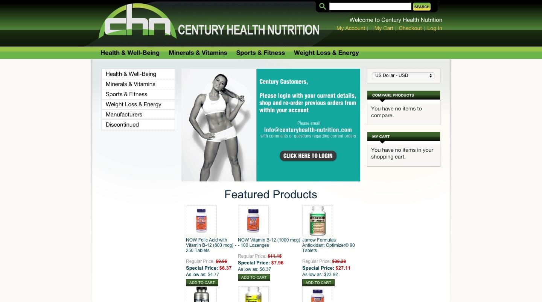 Century health