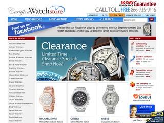 Certified Watch