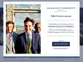 Charles tyrwhitt rated 5 5 stars by 5 consumers ctshirts for Charles tyrwhitt shirts review