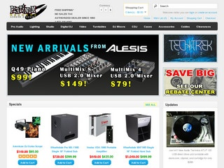 cheap dj gear reviews 2 reviews of resellerratings. Black Bedroom Furniture Sets. Home Design Ideas