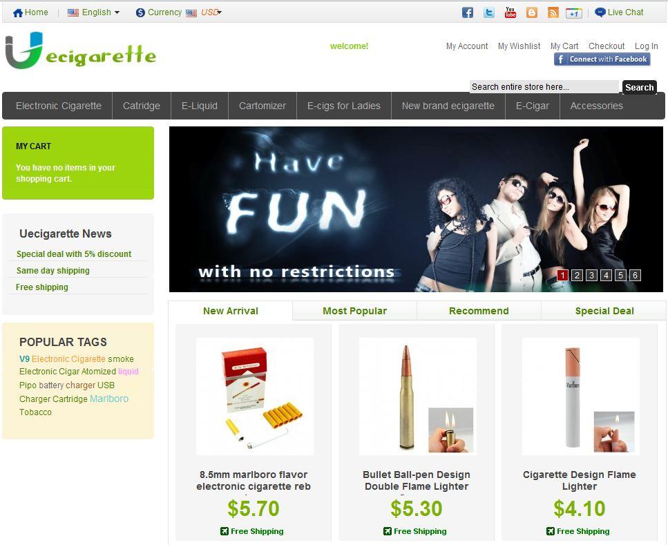 Uecigarette.com