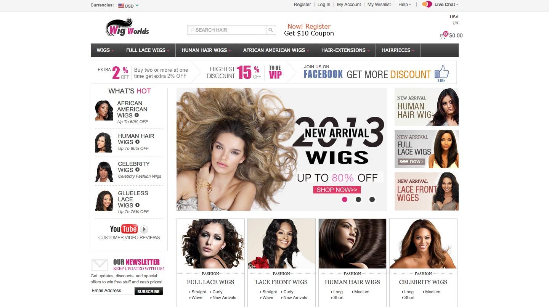 Wig Worlds