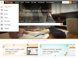 chegg homework help reviews