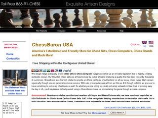 ChessBaron USA