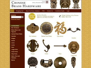 Top Alternatives To Chinese Brass Hardware