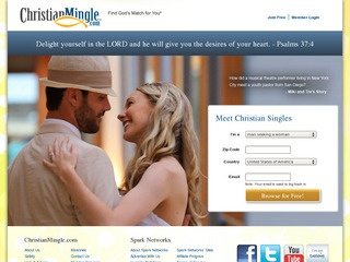 christian mingle.com login
