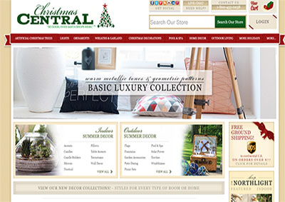 Shop online for high quality artificial Christmas trees, Christmas lights, ornaments, wreaths, and home décor. Browse our online store today!