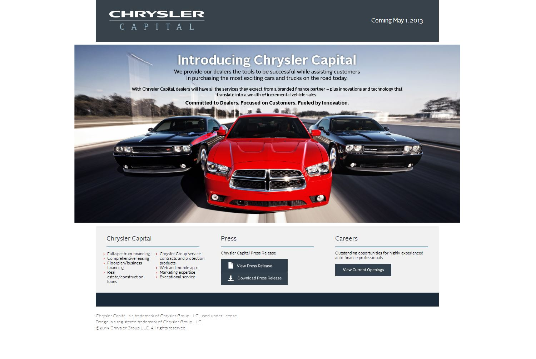 Chrysler Capital Finance >> Capital Chrysler Capital