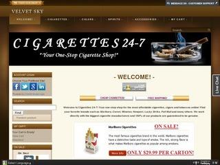 Cigarettes 24-7