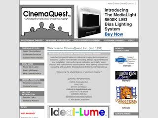 CinemaQuest Inc