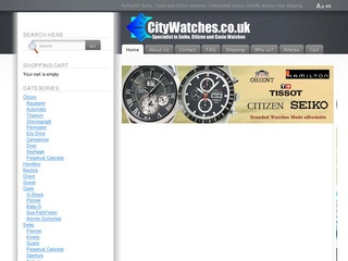 CityWatches UK