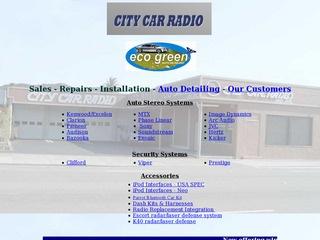 City Car Radio