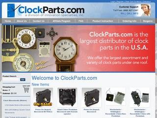 Clockparts com Reviews | 8 Reviews of Clockparts com | ResellerRatings