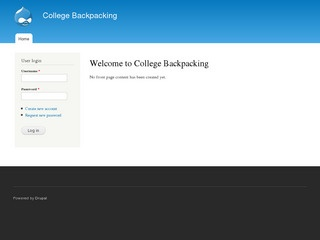 College Backpac