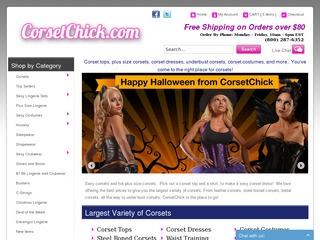 Corsetchick.com