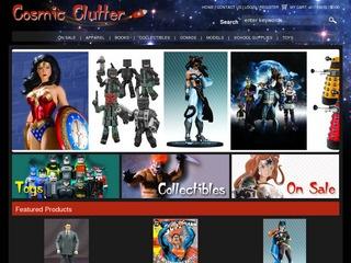Cosmic Clutter