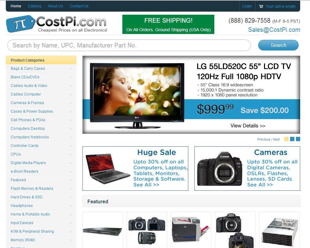CostPi.com