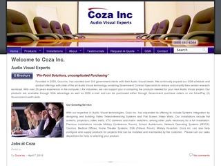 Coza, Inc.
