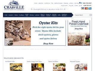 Crabville.com