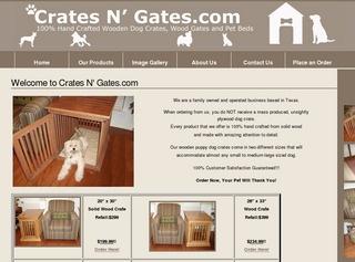 Crates N' Gates