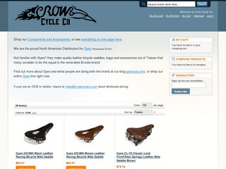 Crow Cycle Co.