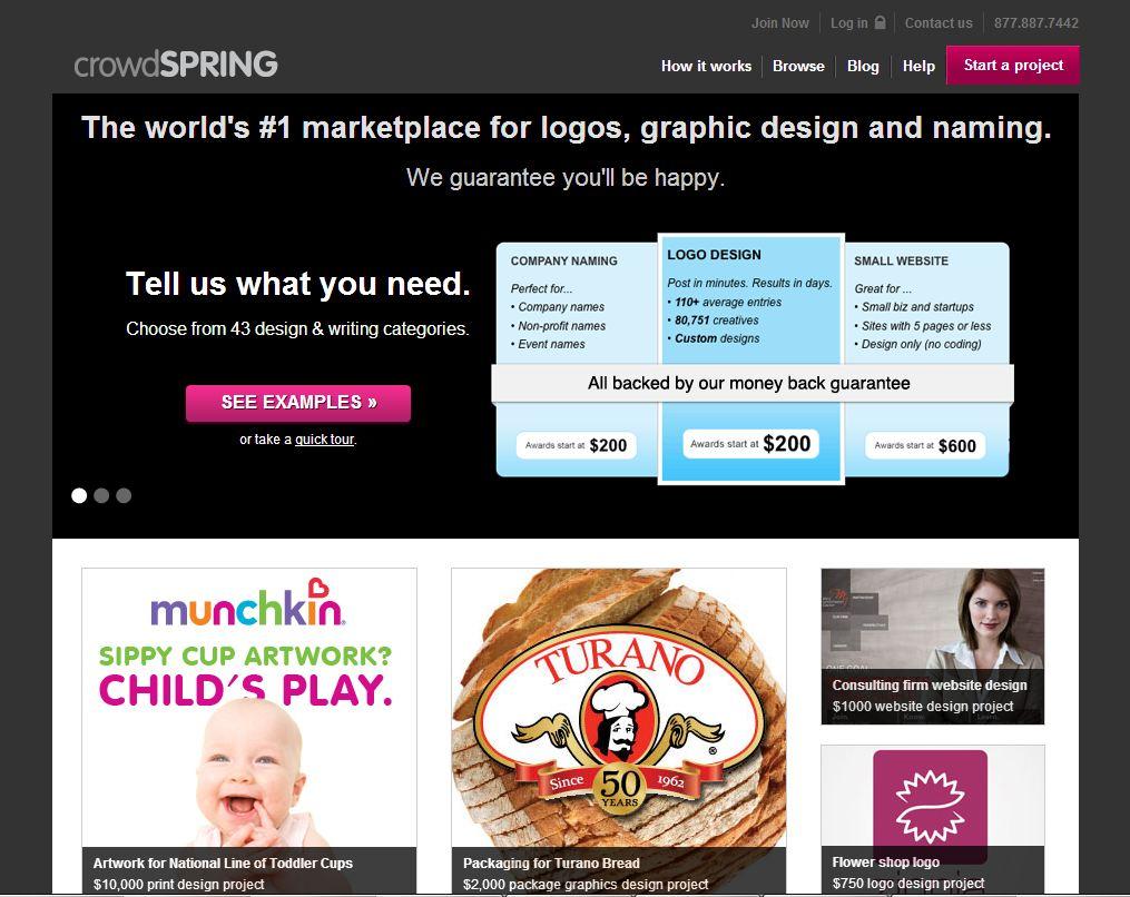 Crowdspring.com