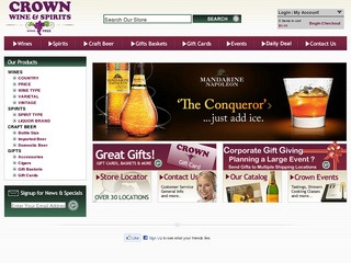 Crown Wine And