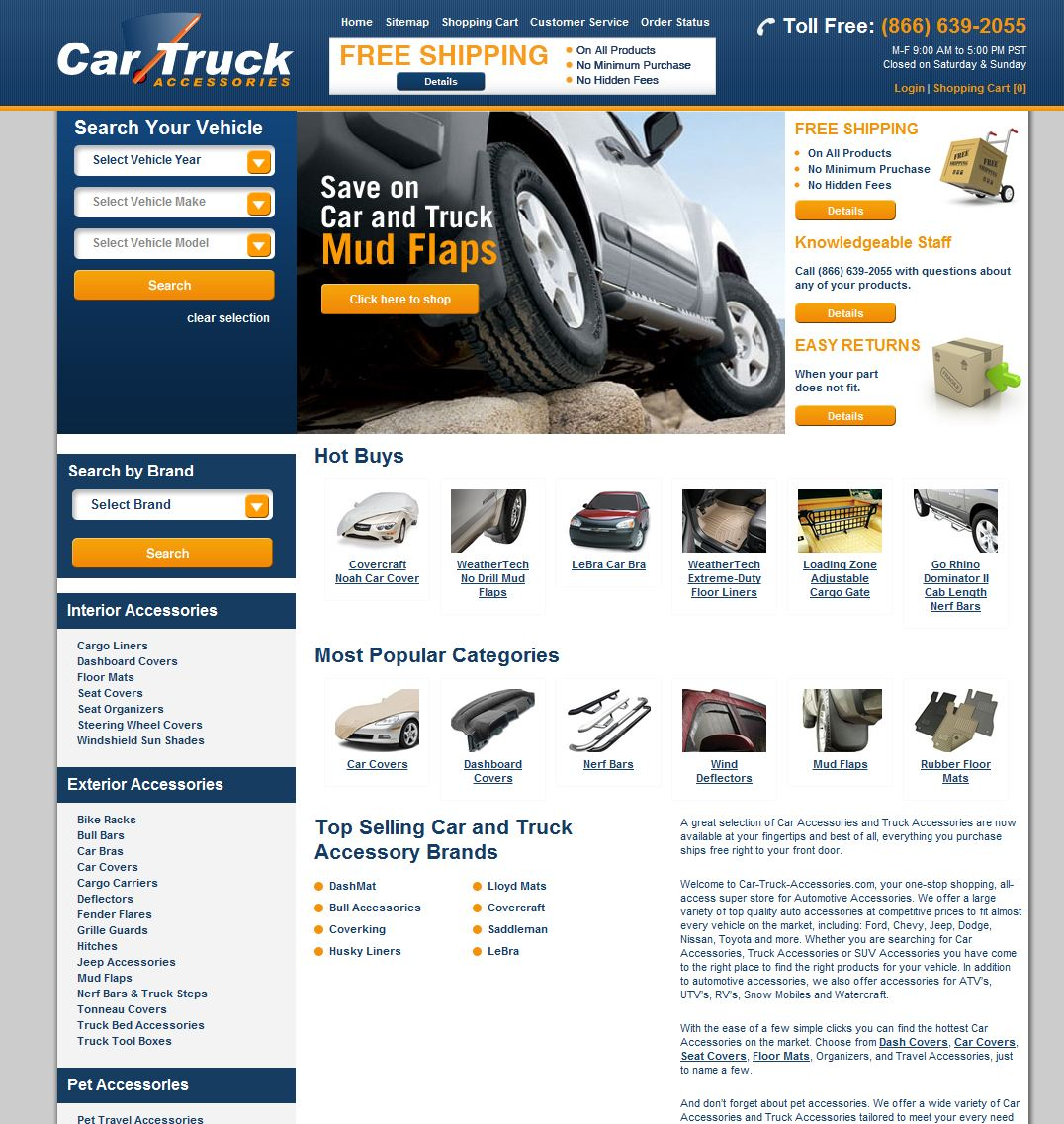 Car Truck Accessories, LLC Rated 5/5 stars by 1,958 Consumers ...
