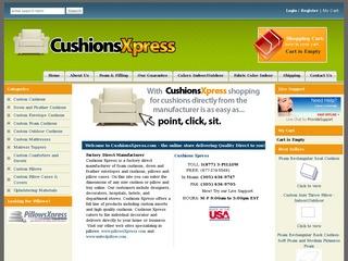 CushionsXpress