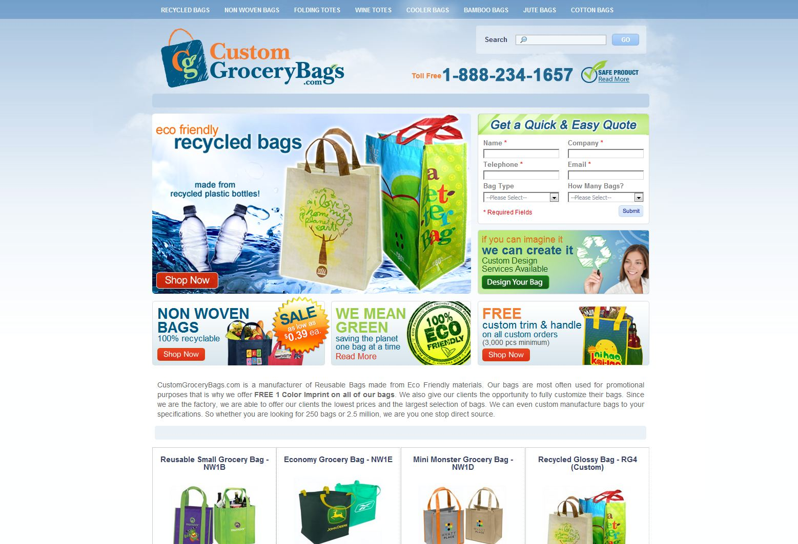 Custom Grocery